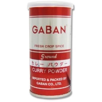 ギャバン カレーパウダー 100g