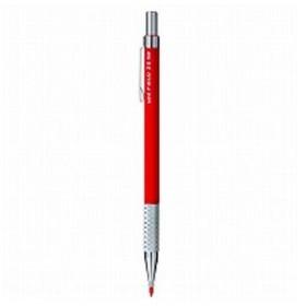 三菱鉛筆 フィールド 建築用 2.0mmシャープ 赤 M207001P.15