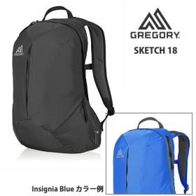 グレゴリー GREGORY Sketch 18 Insignia Blue スケッチ18 デイパック 18L