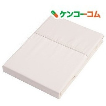 京都西川 日本製敷きカバー セミダブルサイズ ベージュ MU-H060 ( 1枚入 )