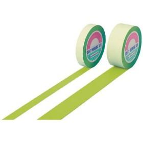 緑十字 ガードテープ オレフィン樹脂(表面ポリエステル加工) 25幅×20m (1巻) 品番:148046