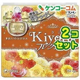 ソフィ Kiyora フレグランス フローラル&シトラスの香り ( 72枚入2コセット )/ ソフィ