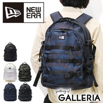 正規取扱店 ニューエラ リュック NEW ERA キャリアパック バックパック メンズ 大容量 A4 B4 通学 35L Carrier Pack