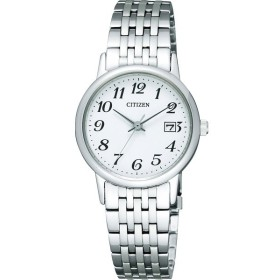 e5075bbde4 シチズン レディース腕時計 シルバー 装身具 婦人装身品 婦人腕時計 EW1580-50B 代引