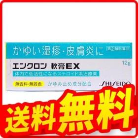 湿疹 かぶれ 軟膏 エンクロン軟膏EX 12g 5個セットなら1個あたり1879円  指定第2類医薬品 プレミアム会員はポイント24倍