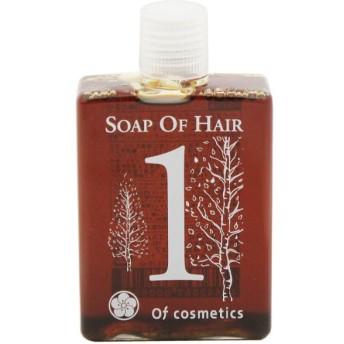 オブ コスメティックス OF COSMETICS ソープオブヘア 1 60ml ヘアケア SOAP OF HAIR 1