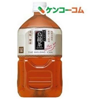 サントリー ウーロン茶 ( 1L12本入 )/ サントリー ウーロン茶(SUNTORY) ( 烏龍茶 ウーロン茶 お茶 ペットボトル )