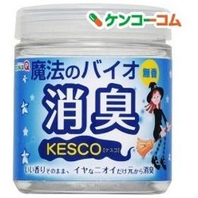 ケスコ 魔法のバイオ消臭 ゼリータイプ 無香 ( 165g )/ ケスコ(KESCO)