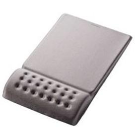 エレコム/リストレスト一体型マウスパッドCOMFY(カンフィー)グレー/MP-095GY
