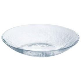 プレート グラシュー ボール 23 大皿 ガラス 食洗機対応 φ23.5×4.5cm P-54305-JAN