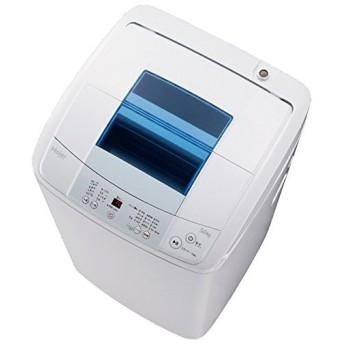 ハイアール 5.0kg全自動洗濯機 JW-K50M-W 代引不可