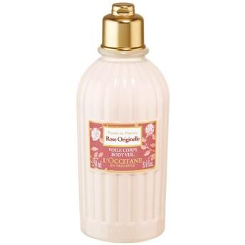 ロクシタン L'OCCITANE ローズ オリジネル シルキーボディミルク 250ml 【香水 フレグランス】