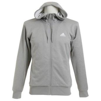 アディダス(adidas) ESSENTIALS ライト スウェット ジップ パーカー DJP52-BR1106 (Men's)