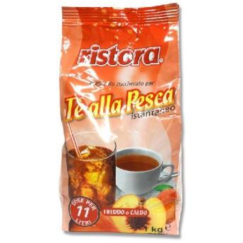 ristora テ・アラ・ペスカ 粉末ピーチティー 1kg
