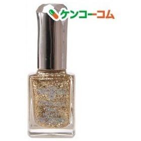 HOMEI ダイヤモンドネイルポリッシュ D-4 ゴールドダイヤモンド ( 10mL )/ HOMEI