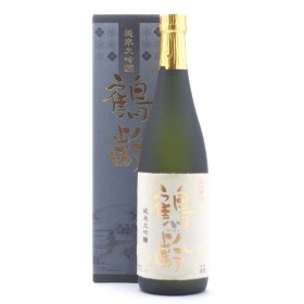 鶴齢(かくれい)純米大吟醸山田錦720ml(/新潟県/青木酒造) お酒