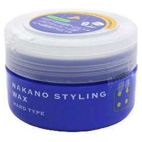 ナカノ NAKANO スタイリング ワックス 4 ハードタイプ 90g ヘアケア STYLING WAX 4 HARD TYPE