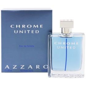 アザロ AZZARO クローム ユナイテッド EDT・SP 100ml 香水 フレグランス CHROME UNITED