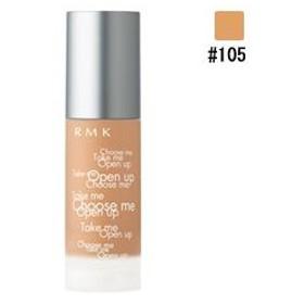 RMK (ルミコ) RMK ジェル クリーミィ ファンデーション #105 (旧パッケージ) 30g 化粧品 コスメ GEL CREAMY FOUNDATION SPF24 PA++ 105