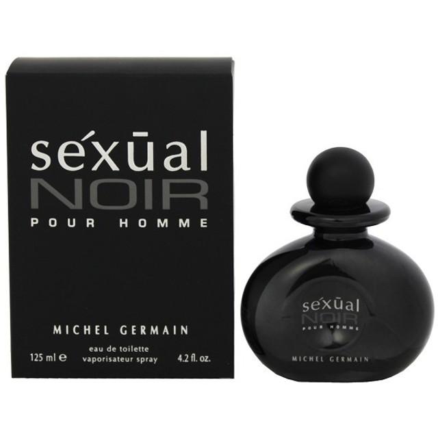 マイケル ジェルマン MICHEL GERMAIN セクシャル ノワール プールオム EDT・SP 125ml 香水 フレグランス SEXUAL NOIR POUR HOMME