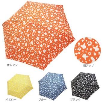 ミッフィー<miffi> 折りたたみ傘 <晴雨兼用> 53cm 60周年記念柄 4カラー 2601-mrc [メーカー完売]