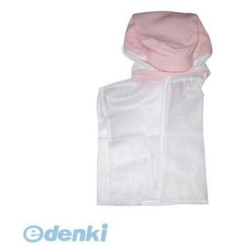 6028030 頭巾帽子 ケープ付タイプ 9−1014 ピンク M 4548170189492