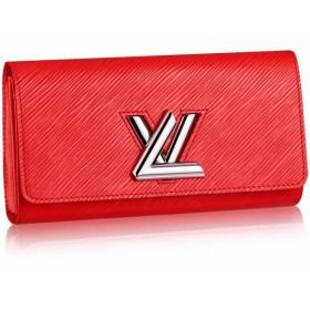 ルイヴィトン LOUIS VUITTON ポルトフォイユ・ツイスト M61179 長財布