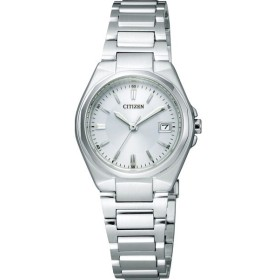 6fb1d9c7e3 シチズン レディース腕時計 ホワイト 装身具 婦人装身品 婦人腕時計 EW1381-56A 代引