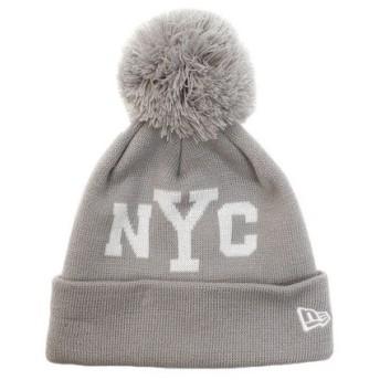 ニューエラ(NEW ERA) KIDS POM PON ニット帽 NY 11474428 (Jr)
