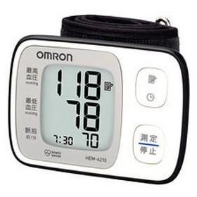 オムロン 手首式血圧計 HEM-6210