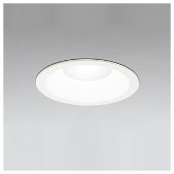 オーデリック LEDダウンライト M形 埋込穴φ125 白熱灯60Wクラス 拡散配光 連続調光 本体色:オフホワイト 昼白色タイプ 5000K XD258398