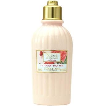 ロクシタン L'OCCITANE L´OCCITAN ラブレターローズ ボディミルク 250ml L´OCCITANE Roses et Reines en Rouge Body Milk 【香水 フレグランス】