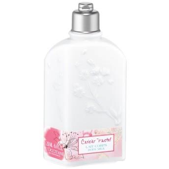 ロクシタン L'OCCITANE チェリーパステル ボディミルク 250ml L'OCCITANE Cherry Pastel Bodymilk【earth】【新生活 ギフト】
