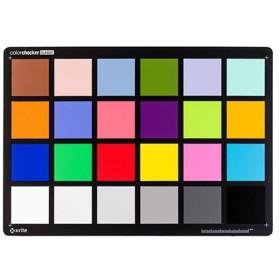 《新品アクセサリー》X-Rite (エックスライト) ColorChecker クラシック(ColorChecker 24)