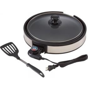 レギュール ホットプレート 30 cm レギュール 電化製品 電化製品調理機器 ホットプレ-ト SRM-9052 代引不可