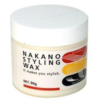 ナカノ NAKANO スタイリング ワックス 90g ヘアケア STYLING WAX