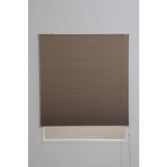 フルネス プレミアムハニカムシェード/彩 遮光タイプ 遮光ベージュ/40×135cm