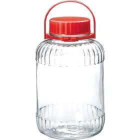 ガラス製 果実酒びん 10号 8L