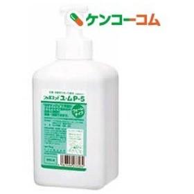 手洗い用石けん液 シャボネット ユ・ム P-5 泡ポンプ付 ( 1kg )/ シャボネット