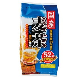 寿老園 国産麦茶ティーパック 8g×52袋 まとめ買い(×20)|4901607292804(dc)
