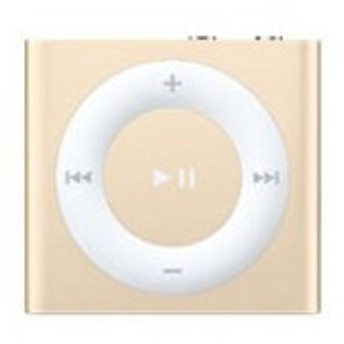 iPod shuffle MKM92J/A [2GB ゴールド] 【デジタルオーディオプレーヤー(DAP)】