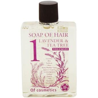 オブ コスメティックス OF COSMETICS ソープオブヘア 1-TL 60ml ヘアケア SOAP OF HAIR 1-TL