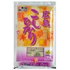 広島県産こしひかり5kg |4960253120954|(stk)