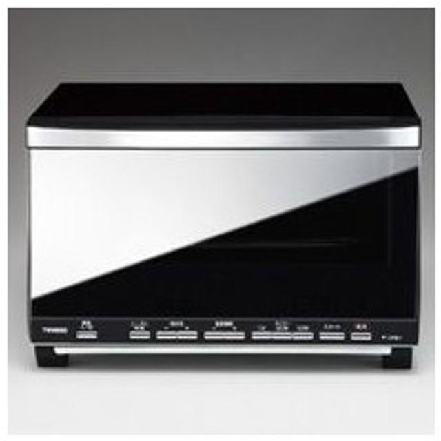 【在庫目安:お取り寄せ】TWINBIRD  TS-D057PB ミラーガラスオーブントースター (ブラック)