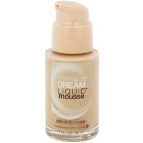 メイベリン MAYBELLIN ドリーム リキッド ムース ファンデーション #ポーセリンアイボリー 30ml 化粧品 コスメ DREAM LIQUID MOUSSE PORCELAIN IVORY LIGHT 1