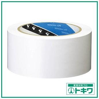 TERAOKA ラインテープ NO.340 白 50mmX20M 340 ( 340W50X20 )