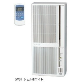 【新品・在庫あり】■コロナ/CORONA CWH-A1817-WS 窓用エアコン(冷暖房兼用・おもに4.5〜7畳用 シェルホワイト