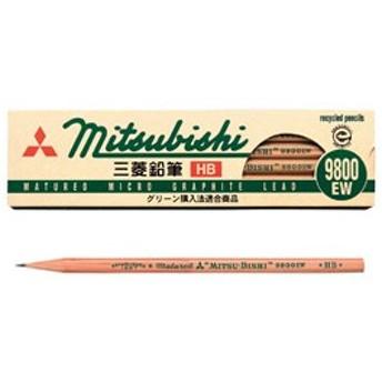 三菱/三菱リサイクル鉛筆9800EW/K9800EWHB