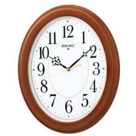 KX390B セイコー 電波スタンダード掛時計
