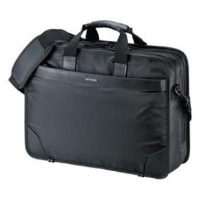 アウトレット 軽量ビジネスバッグ PCバッグ(15.5インチ ワイド ダブル)メンズ カバン 収納 鞄 取っ手 ショルダー アウトレット わけあり 訳あり